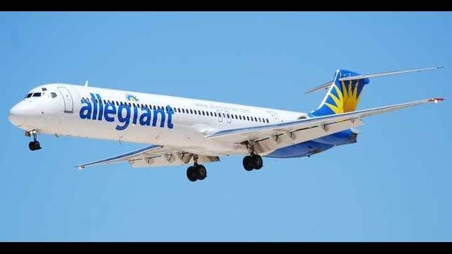 A California-bound Allegiant flight was evacuated in Las Vegas after an engine caught fire on the tarmac, the second such fire at the airport in recent months | Aviation Safety