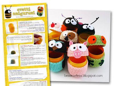 Airali design. Where is the Wonderland? Crochet, knit and amigurumi.: Pattern & tutorial