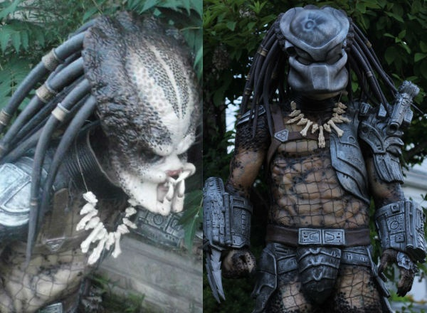 Full Predator costume: Perfect Halloween Costume Idea ...