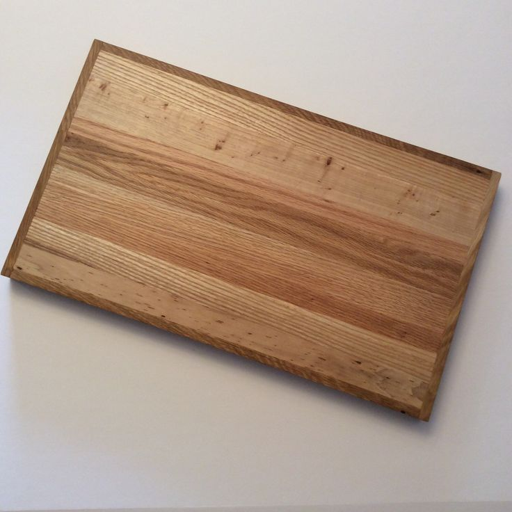 A personal favorite from my Etsy shop https://www.etsy.com/ca/listing/237073756/wooden-cutting-board-oak-stripe-style