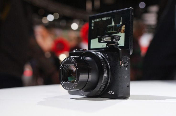 Canon's G7x is yet another great compact camera option