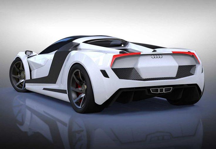 2019 Audi R10 Concept