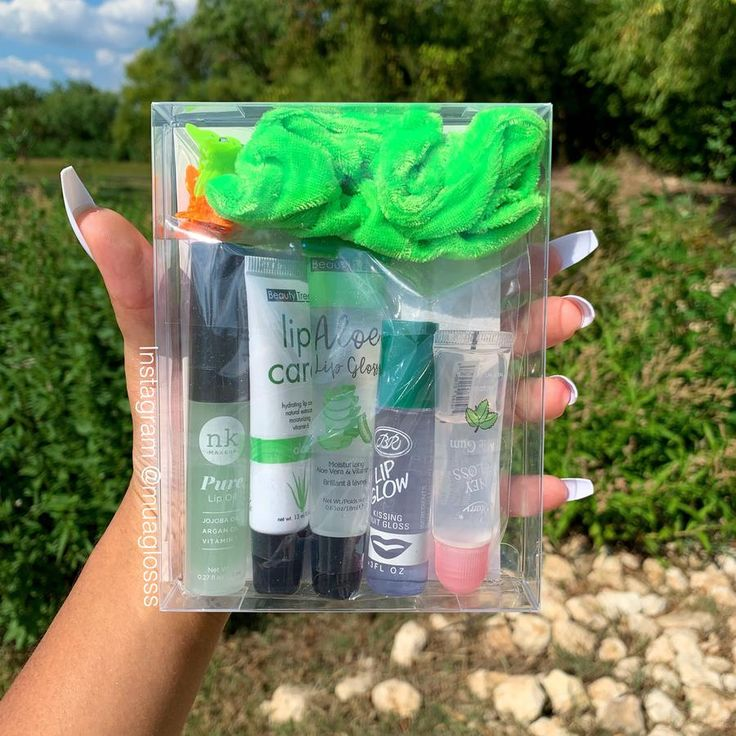 Colorful bundles lip gloss cosmetics lip cosmetics