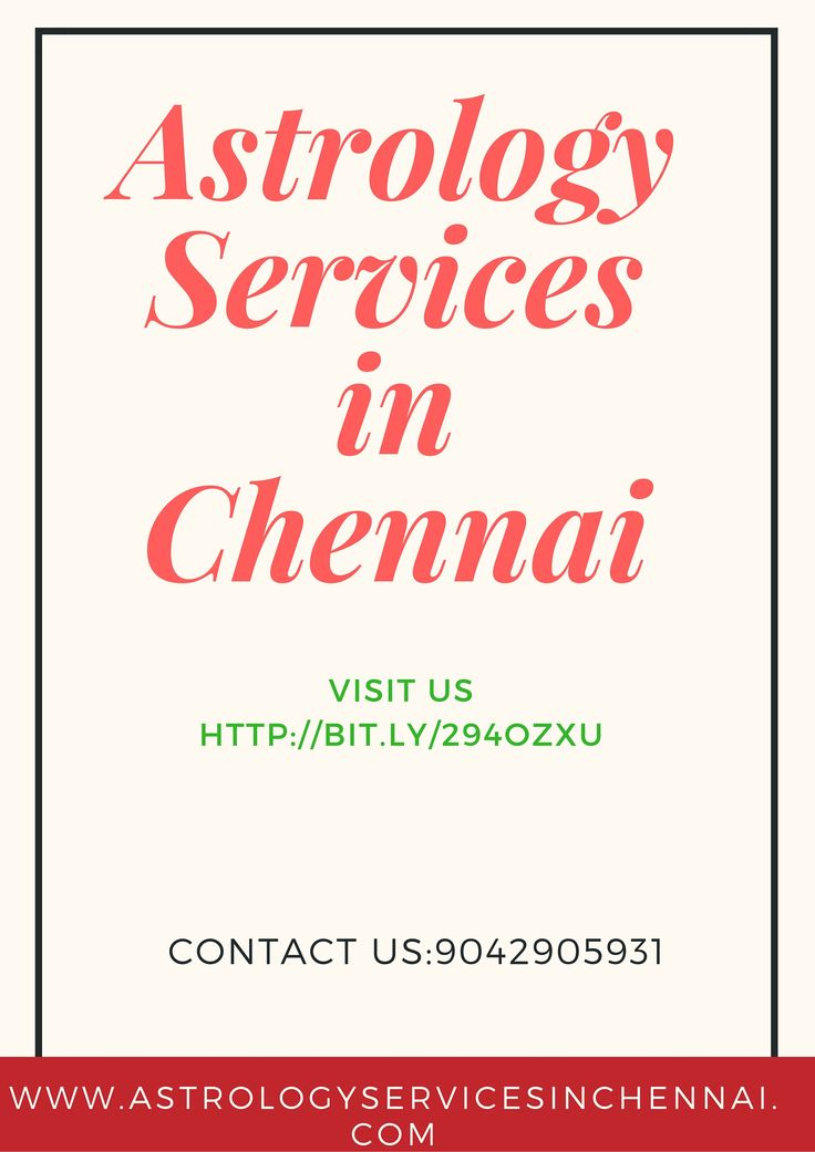 #Astro #Solutions for all the Problems in #Chennai Contact us:9042905931 http://bit.ly/294OZXu