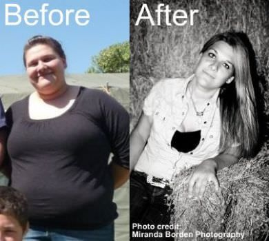 Learn how SparkPeople member Meghan turned her life around and lost 115 pounds!.