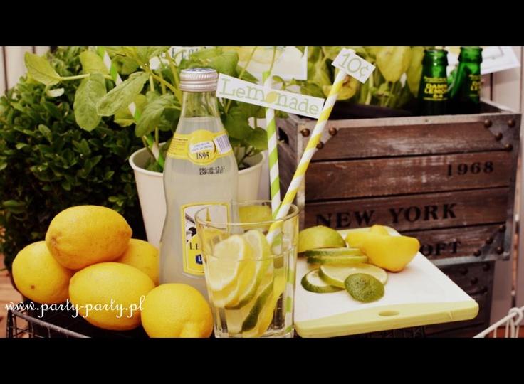 Today's fresh lemonade!