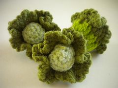 FREE PATTERN ~ Ravelry: Little Cabbages pattern by Helen's Handmade