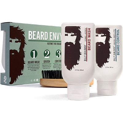 billy jealousy beard envy kit the o 39 jays products and beards. Black Bedroom Furniture Sets. Home Design Ideas