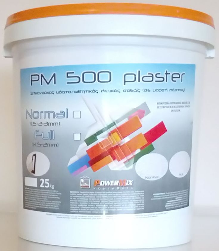 PM 500 PLASTER ΣΙΛΙΚΟΝΗΣ
