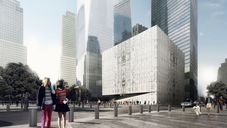 RONALD O. PERELMAN PERFORMING ARTS CENTER AT THE WORLD TRADE CENTER   New York, New York   CLIENT Ronald O. Perelman Performing Arts Center at the World Trade Center  PROGRAM Performing arts center, including three auditoria (499-, 250-, and 99-person)which can combine to form seven additional arrangements, and a rehearsal room—all eleven of which can adopt manifold stage-audience configurations; flexible front- and back-of-house circulation that can create diverse patron...