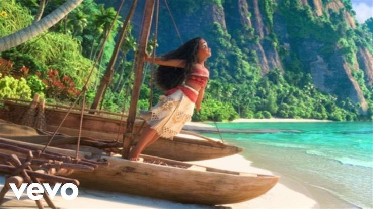 HOW FAR I'LL GO from Moana; Music and Lyric by Lin-Manuel Miranda, Nominee for Best Original Song