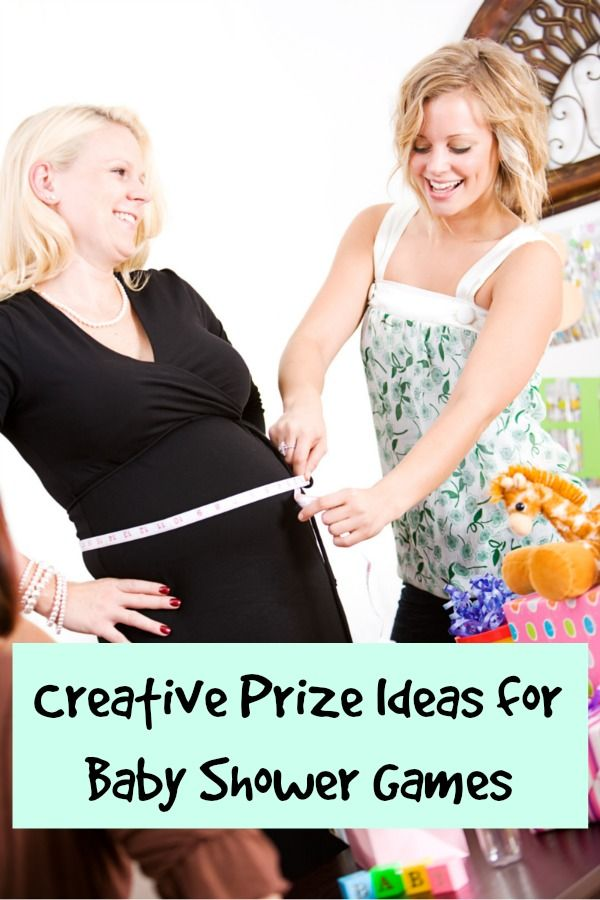 Along with every baby shower game are some fun baby shower game prizes. Here are some creative prize ideas that the guests would be happy to win.
