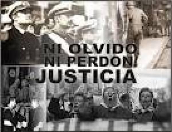 Ni Olvido, Ni Perdón, Justicia!!