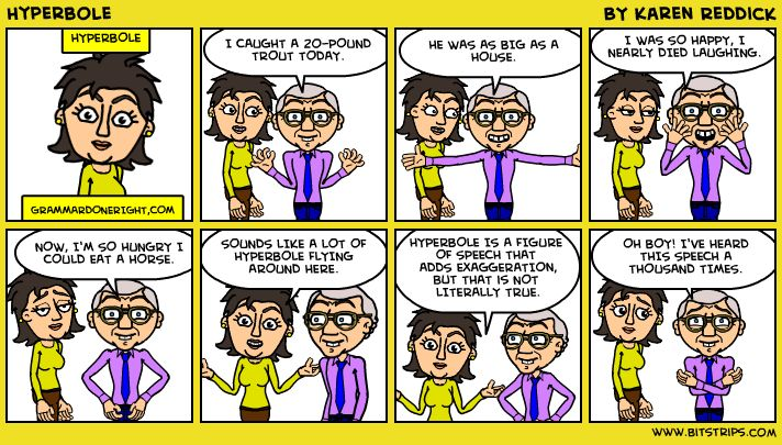 Design your own comic strips with your students.