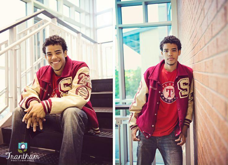 senior picture with letterman jacket | Senior letterman's jacket pictures