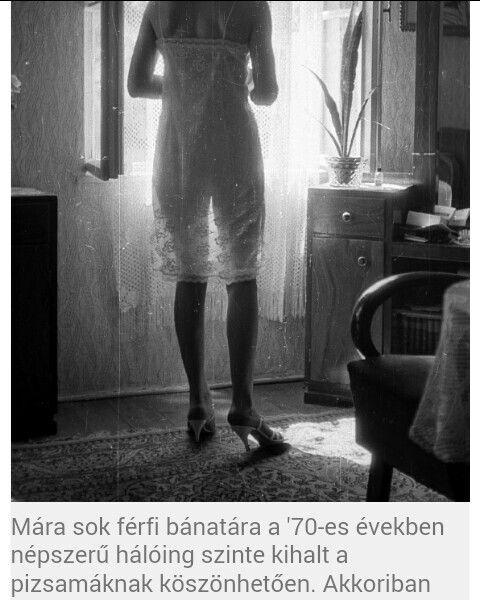 70-es évek divatja (haloing,pizsama)