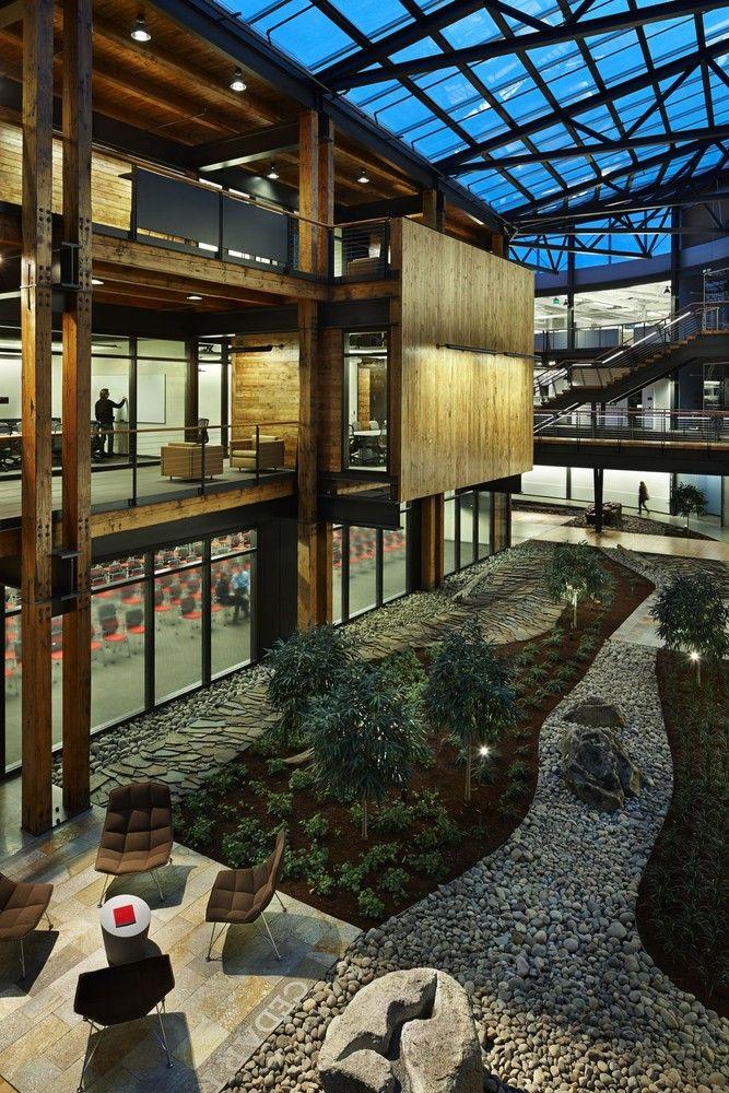 Galeria de Edifício Sul do Centro Federal 1202 / ZGF Architects - 14