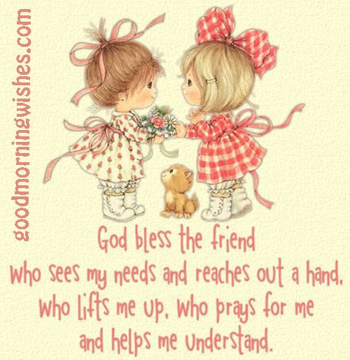 God Bless You Good Morning Wishes Images, Pictures, True Friend Good ...