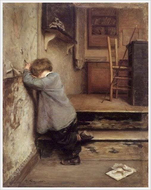 Les 1008 meilleures images propos de jolies toiles sur for Chambre de punition