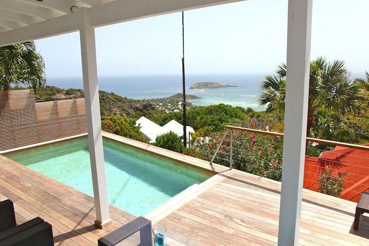 Villa Kerilis St Barts - 3 br luxury villa to rent in Vitet