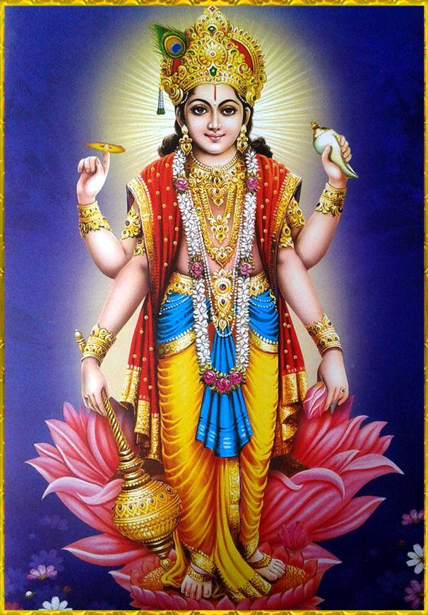 krishna and vishnu relationship quiz