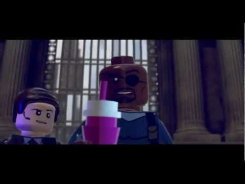 LEGO Marvel Super Heroes - now THIS looks like a trailer... an awesome one!