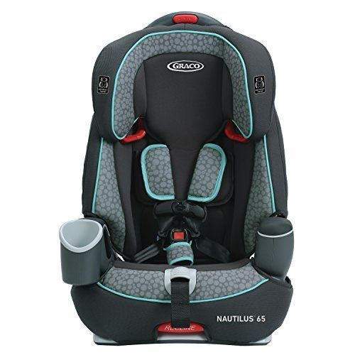 Graco 3 in 1 Infant Baby Toddler Car Seat Harness Booster Travel Child Safety #Graco