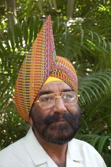 Punjabi Turban Style