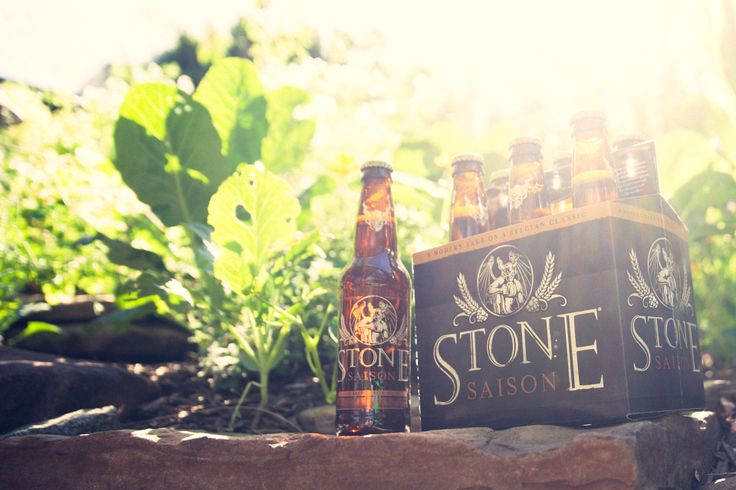 Stone Saison | The newest member of the Stone beer line-up
