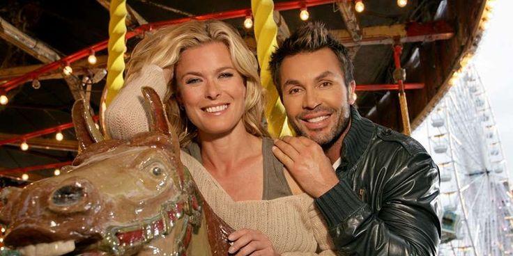 #vendela #janthomas  Vendela Kirsebom and Jan Thomas © Photo: TV3