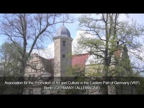 VIDEÓ: Az Europa Nostra 2013 egyik nagydíjasa az új tartományokban a művészetet és a kultúrát támogató egyesület (Verein zur Kunst- und Kulturförderung in den Neuen Ländern e.V.), Berlin, Németország.