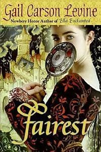 Check out my blog at... http://southwelllibrary.blogspot.co.nz/2014/11/fairest-by-gail-carson-levine-senior.html