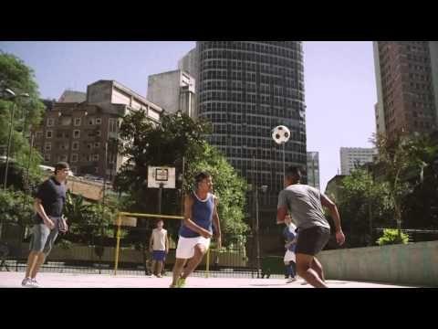 Visit Brazil Promotional Videio - Dance (Português) 60s - YouTube