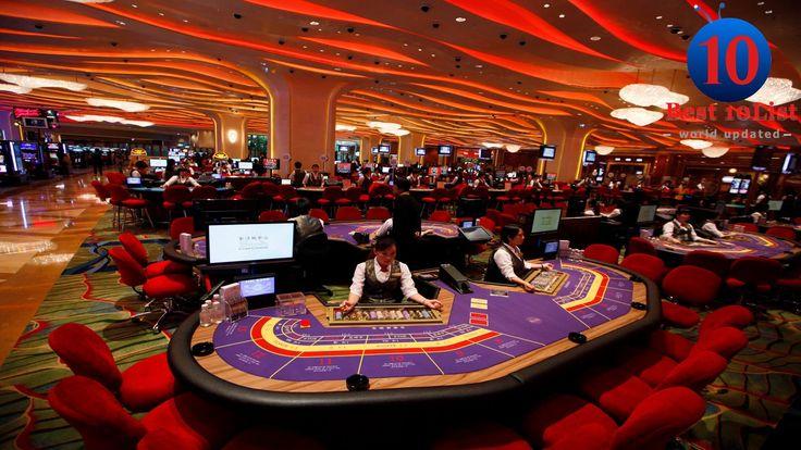 Galaxy Casino Macau - Poker, Online casino, Casino bonus