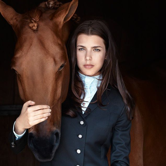 beautifulcharlotte:  Charlotte Casiraghi, new photoshoot