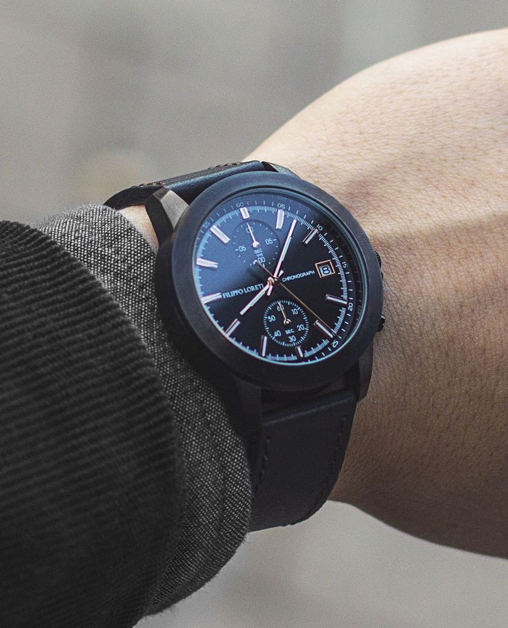 Filippo Loreti | Watch brand inspired by Italy: http://filippoloreti.com/ #watch