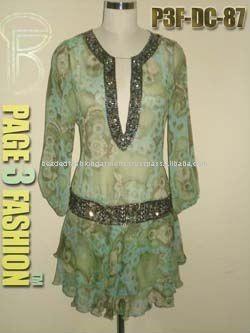 Onorevoli abbigliamento casual/designer di seta delle donne di abiti casual - italian.alibaba.com
