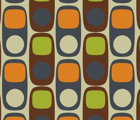 Mobile Generation X fabric by rhubarbinthegarden on Spoonflower - custom fabric