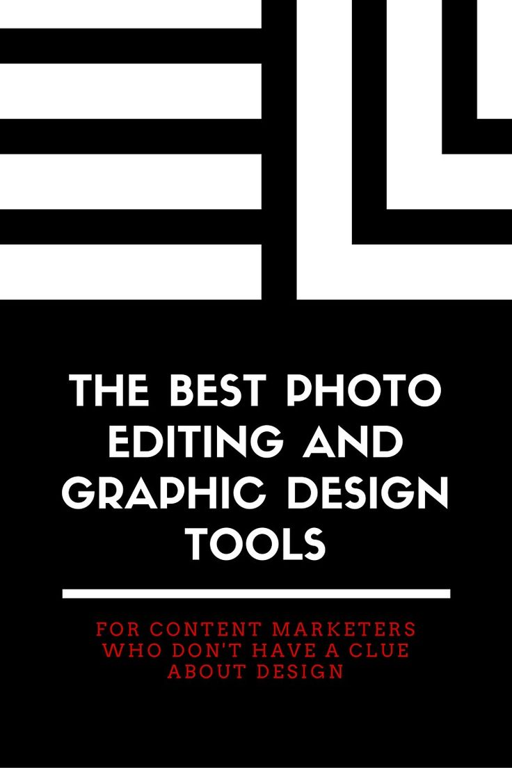 The Best Photo Editing and Graphic Design Tools for content markets who don't have a clue about design PieSync