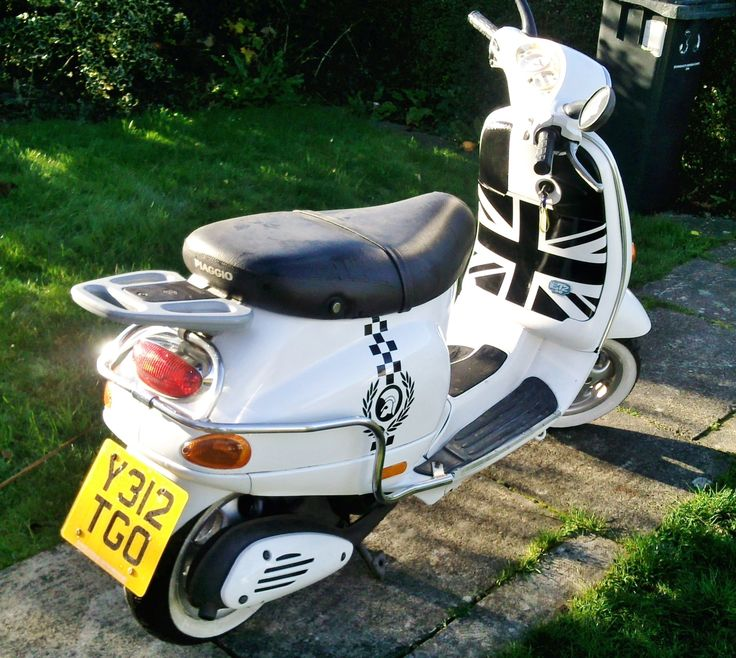 Vespa ET2 for sale £750 Bournemouth
