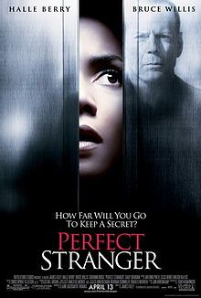 A reporter (Halle Berry) and researcher (Giovanni Ribisi) go after a madman (Bruce Willis).