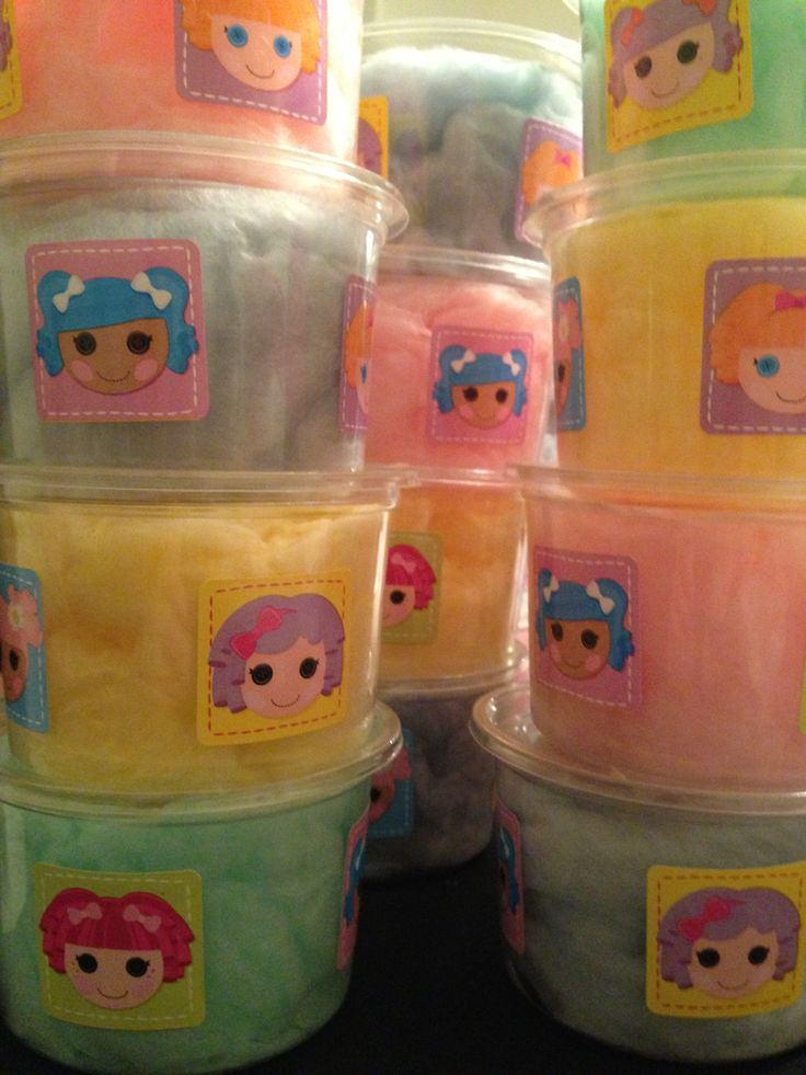 LaLaloopsy Party Favors