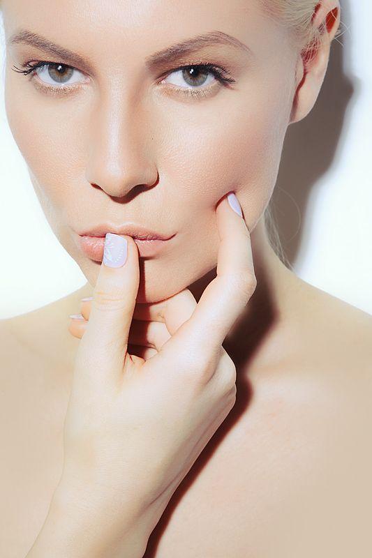 Close-up Face Portrait photography