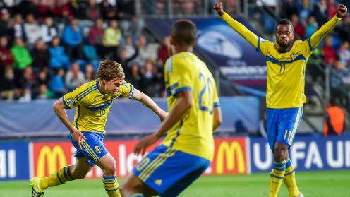 Herrar U21 EM Grupp B Matchinformation: Portugal mot Sverige 2015-06-24 (1-1) — svenskfotboll.se