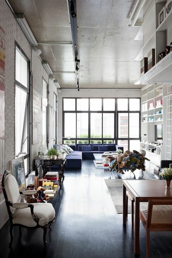 1000 ideas about appartement new york on pinterest appartements new york - Appartement style new yorkais ...