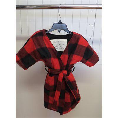 Robe de chambre (Grandeur: 2-3 ans)
