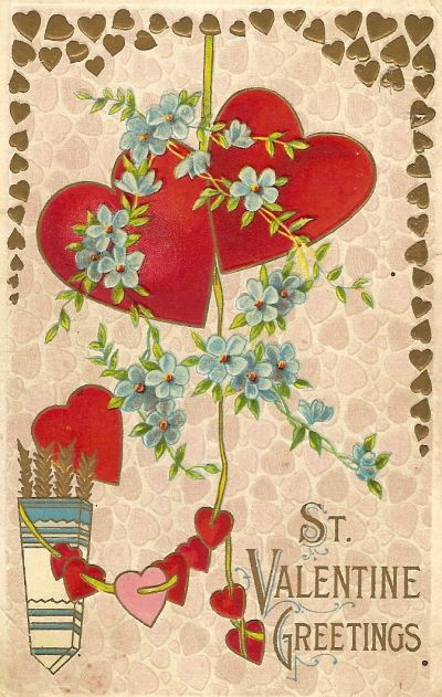saint valentine | Happy Valentine's Day thread: greetings, wishes, etc. - Page 4