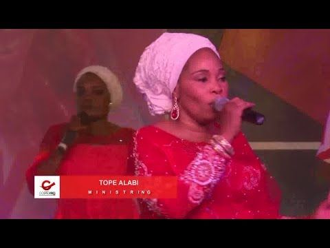 Tope Alabi - Praise The Almighty Concert 2017 Praise