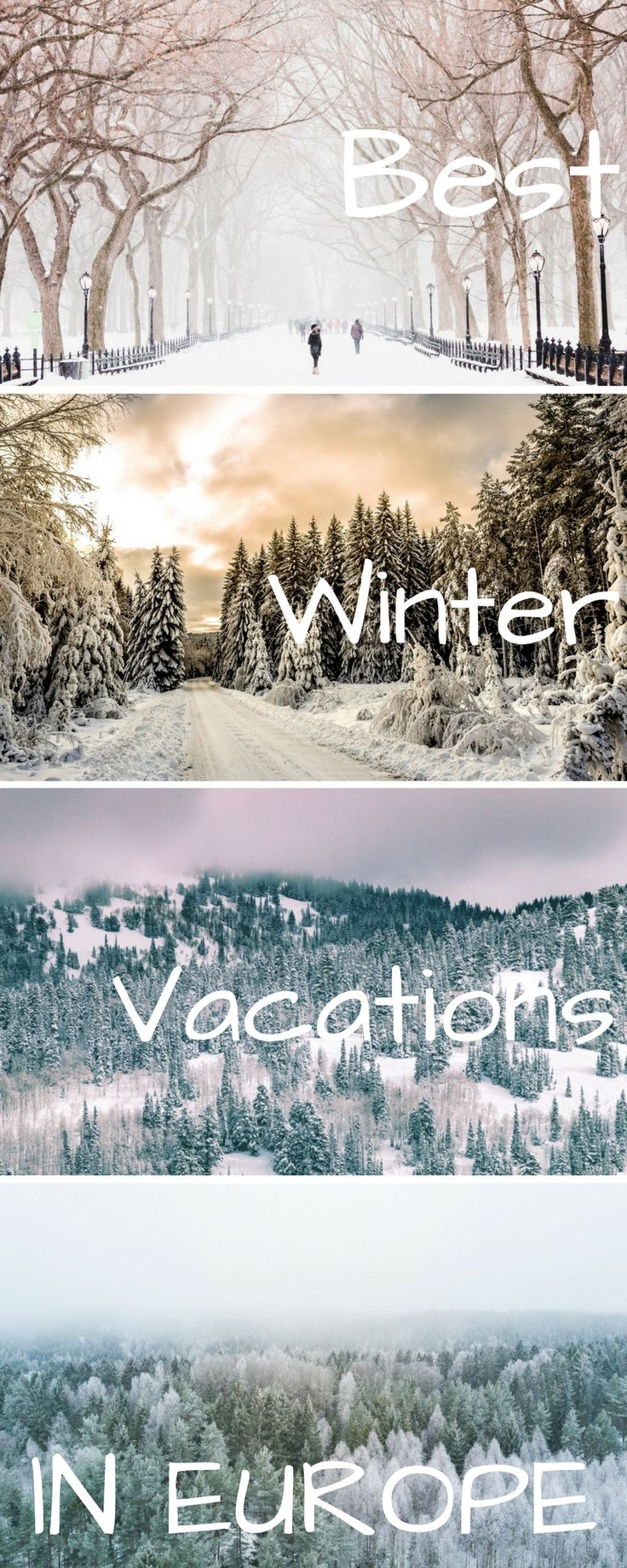 Looking for the best places to visit in Europe this winter? Check here to plan an epic travel experience! Including France, Switzerland, Italy, Portugal, Germany, Finland, and Iceland!