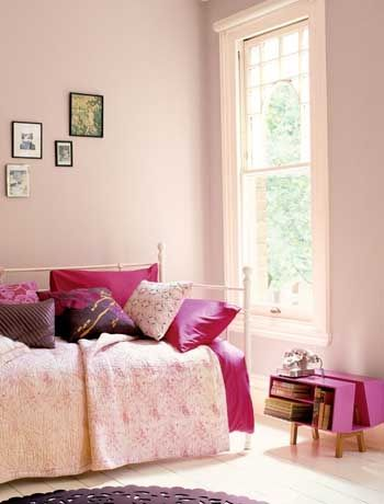 1000 images about bedroom colour options on pinterest - Satin paint on walls ...